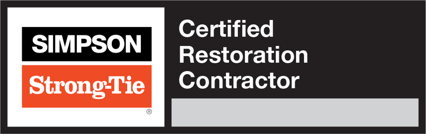 Certified Restoration Contractors
