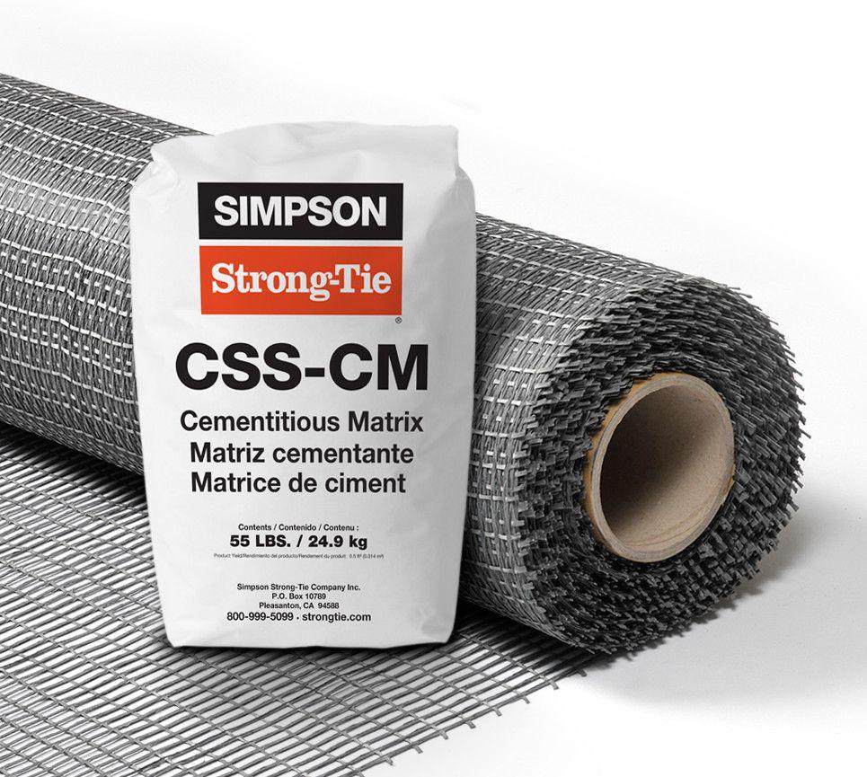 CSS CM product shot