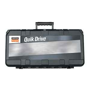 Quik Drive® Tool Case – PRO Kits