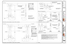 WSW4 Portal System Framing Details