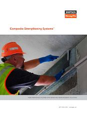 F-R-CSS16 Composite Strengthening Systems Guide