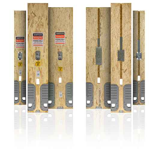 Strong-Wall® High-Strength Wood Shearwall