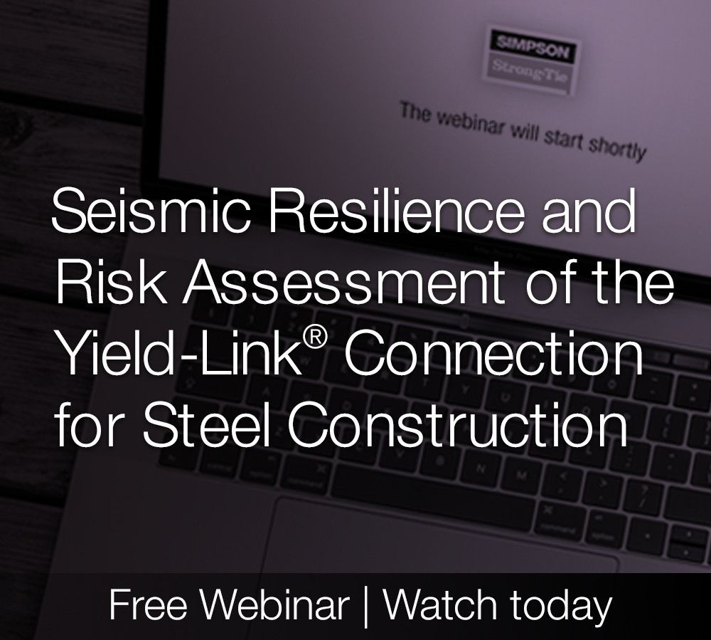 Seismic Resilience and Risk Assessment of the Yield-Link® Connection for Steel Construction