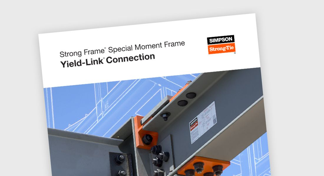 Yield-Link Connection Modeling Design Guide
