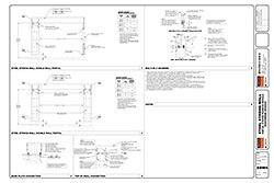 SSW4 — Portal System Framing Details / Engineered Designs