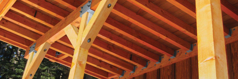 Safe Strong Home - Deck