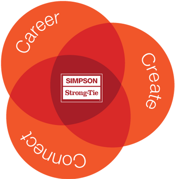Connect, Career, Create with Simpson Strong-Tie