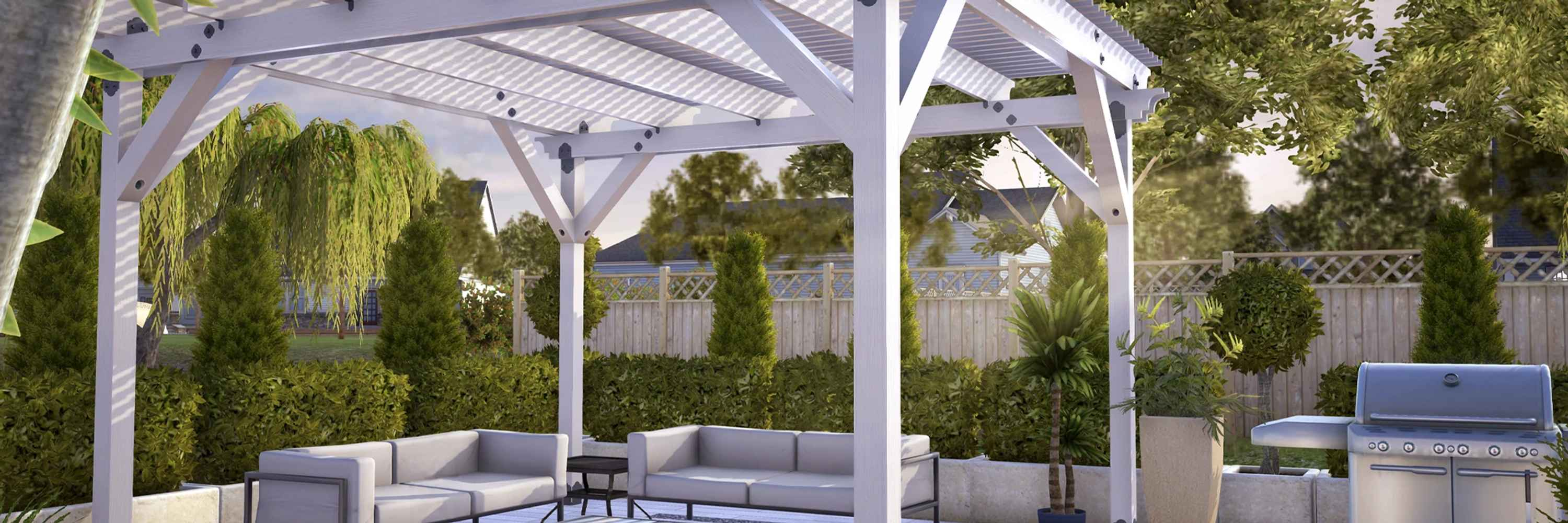 Design Your Perfect Pergola Contest