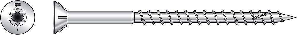 DWP WOOD SS Screw