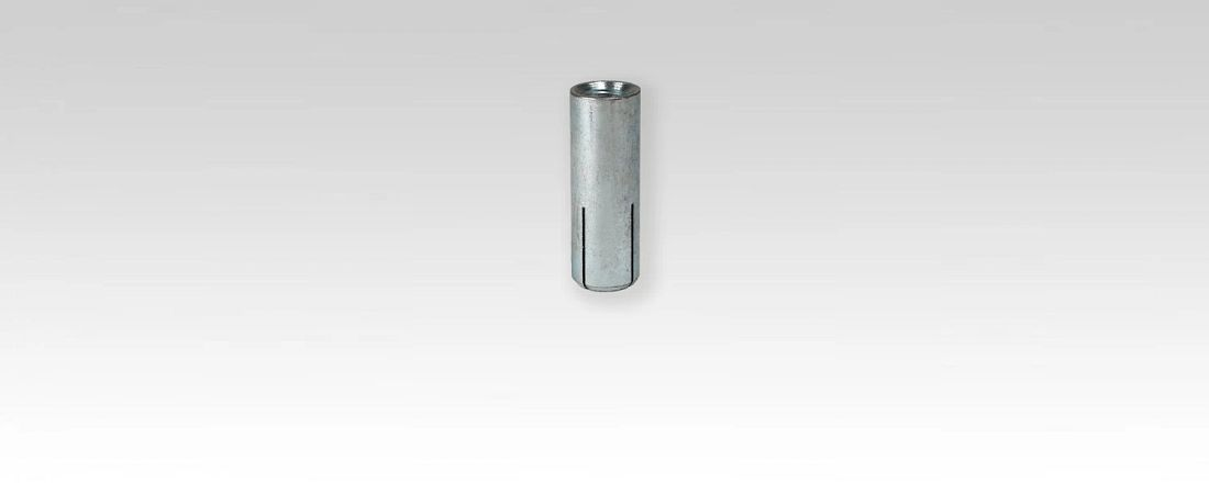 Stainless-Steel Drop-In (DIA) Internally Threaded Anchor