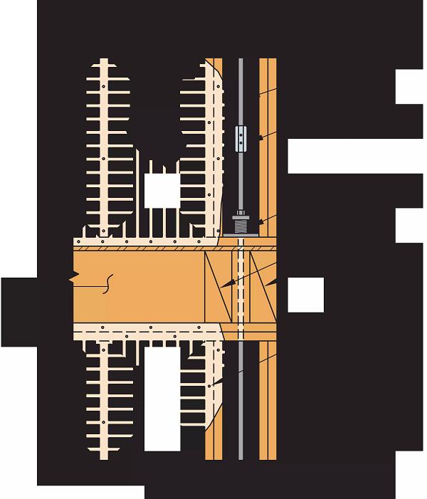 Mid Floor Detail