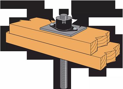 Ratcheting Take-Up Device Assembly Installation