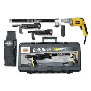 Quik Drive® PROCCS+ Multi-Purpose Combo System