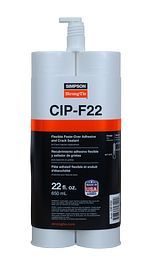 CIP-F — Flexible Paste-Over Adhesive