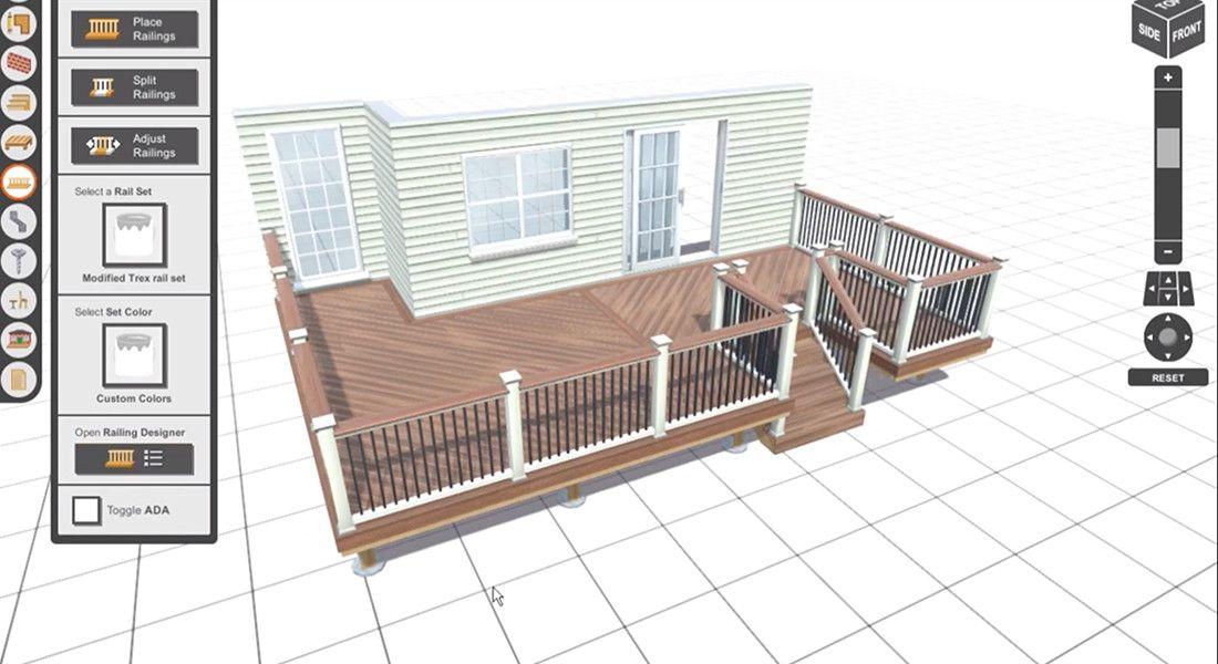 Deck Planner Software Tutorial