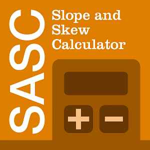 Slope and Skew Calculator