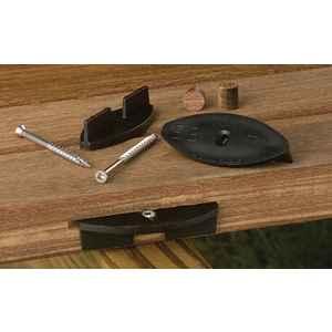 EB-TY® Hidden Deck Fasteners®
