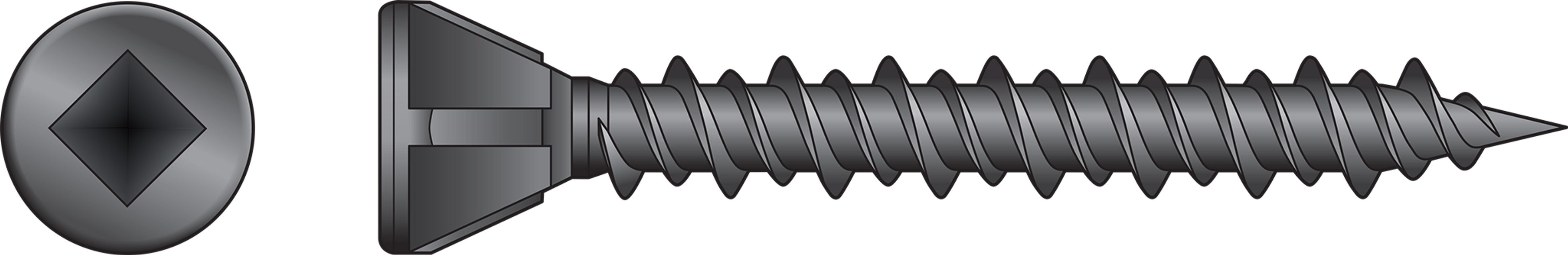 MTH Underlayment Screw