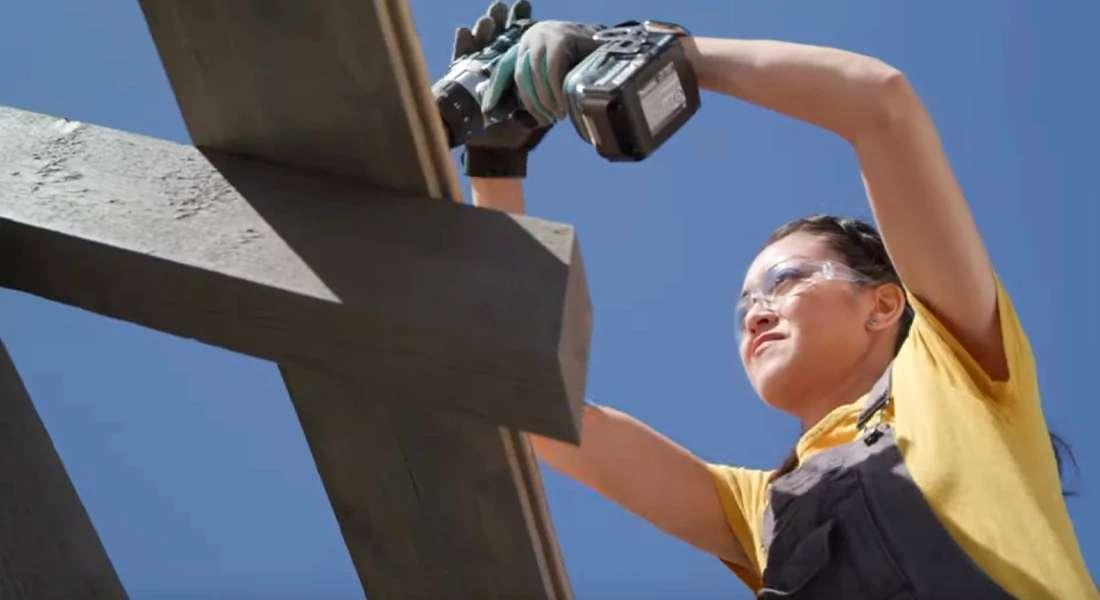 Video of Pergola Construction