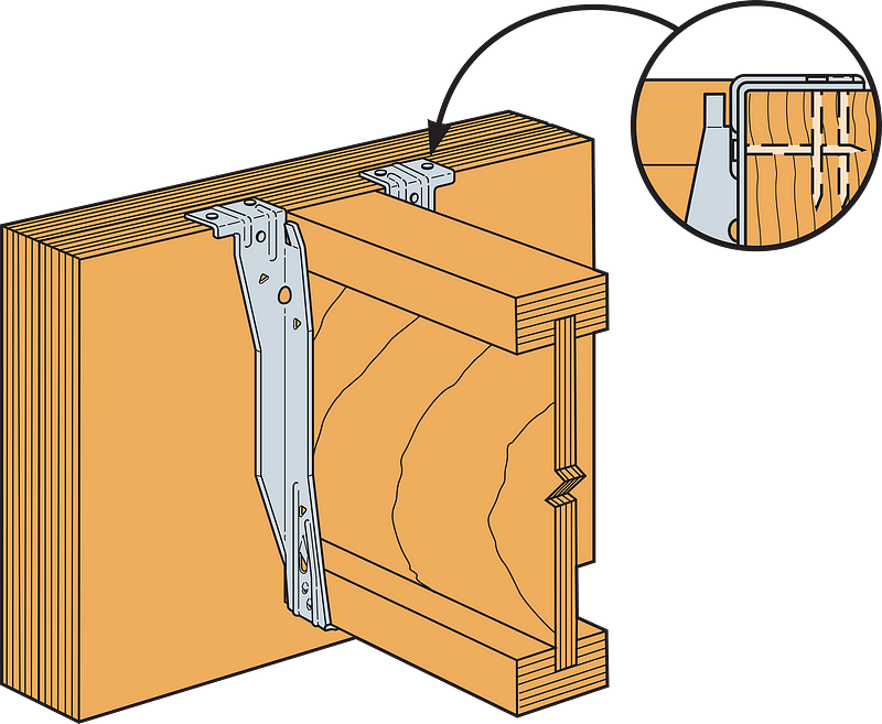 Flush Framing Example