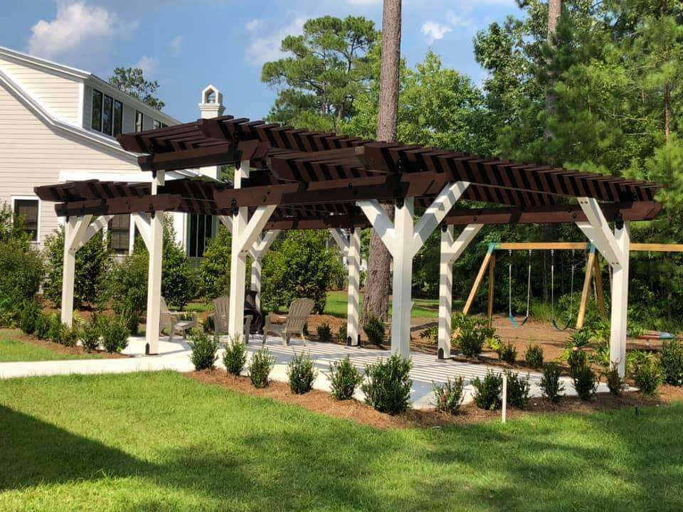 Pergola by Kevin Onofrio