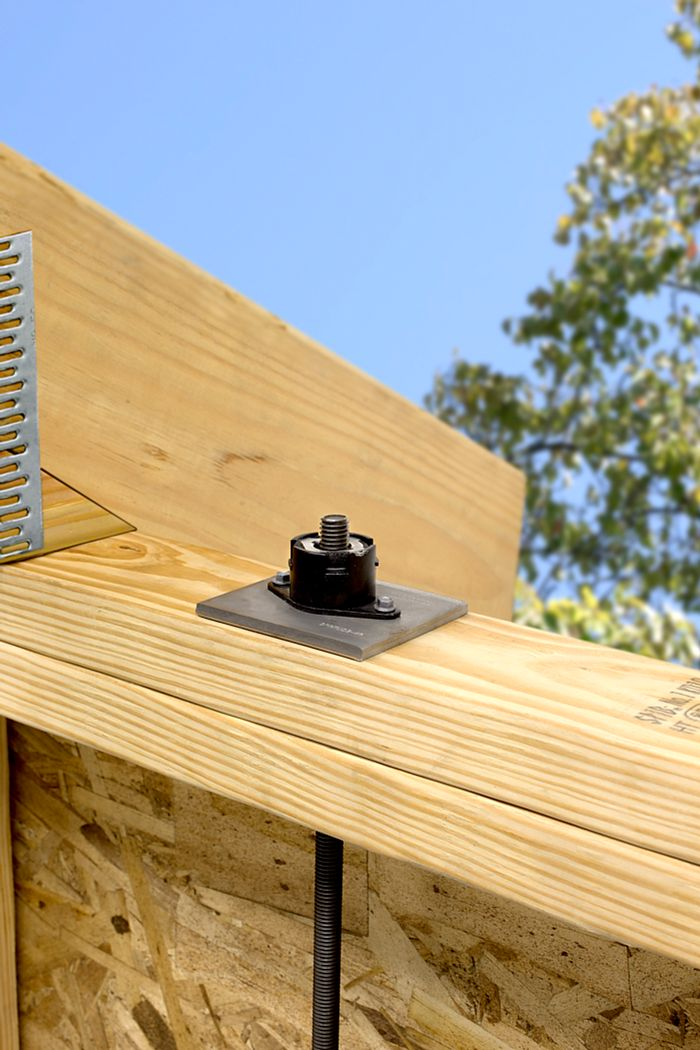 Strong-Rod™ URS Uplift Restraint System for Roofs