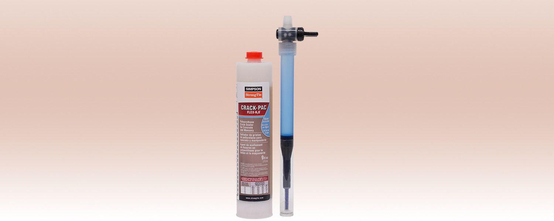 Crack-Pac® Flex-H2O™ Polyurethane Crack Sealer