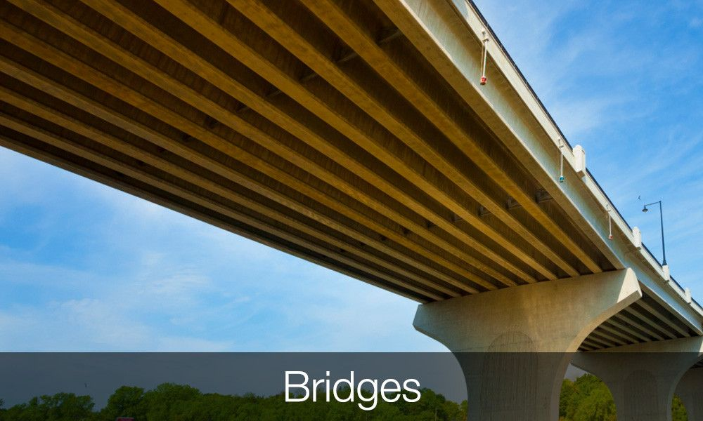 Concrete Strengthening Applications Bridges