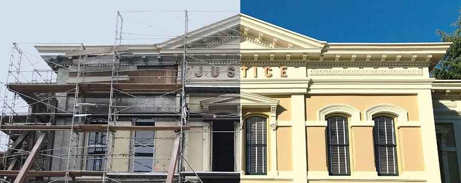 Restoration & Retrofit