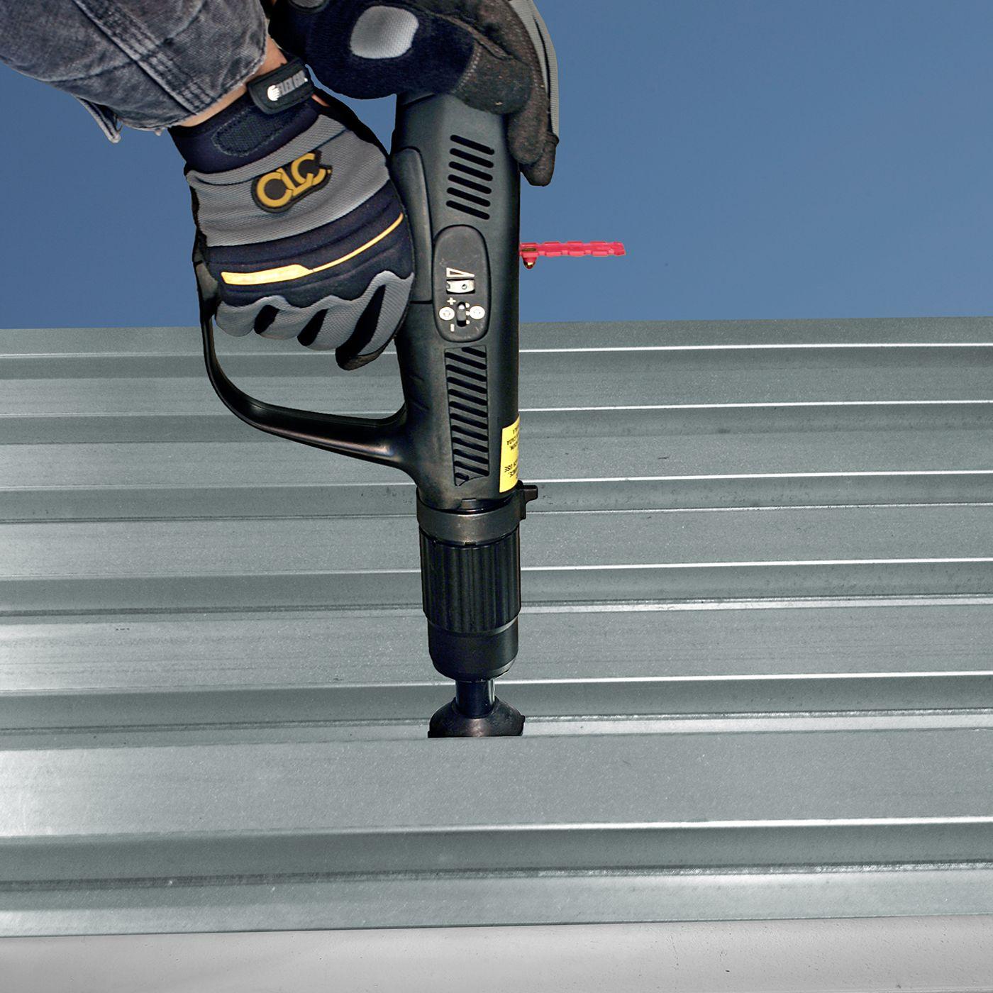PTP Steel Deck Install