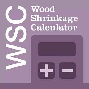 Wood Shrinkage Calculator