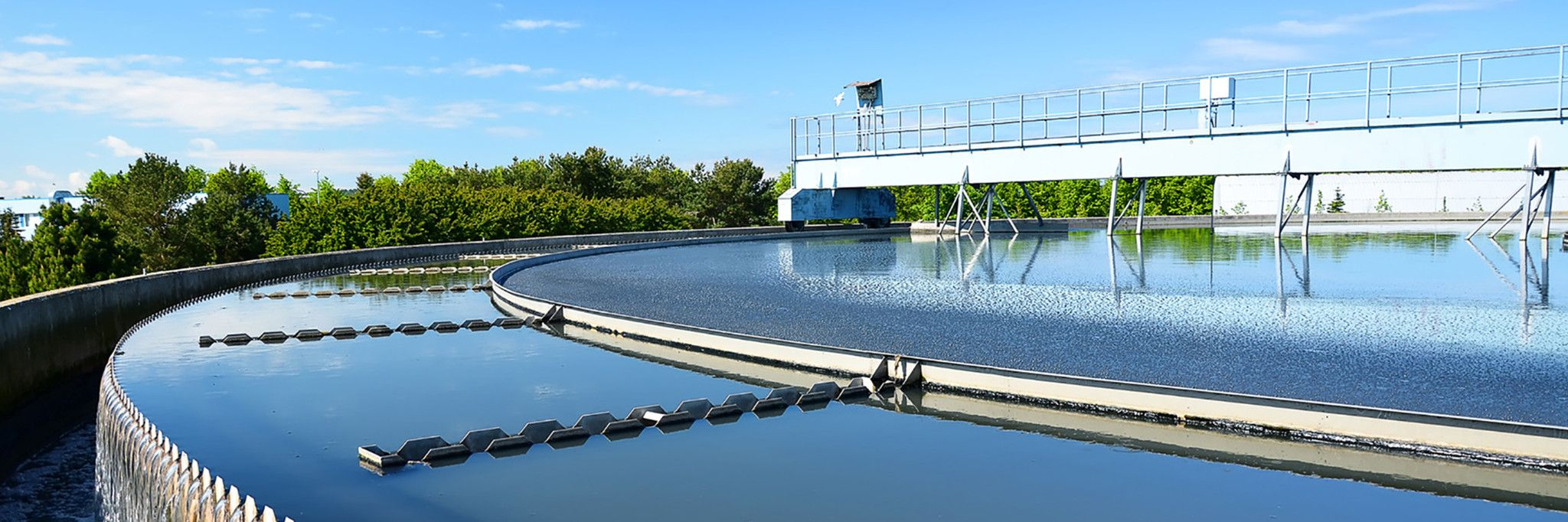 Products and Solutions for Water and Wastewater Facilities