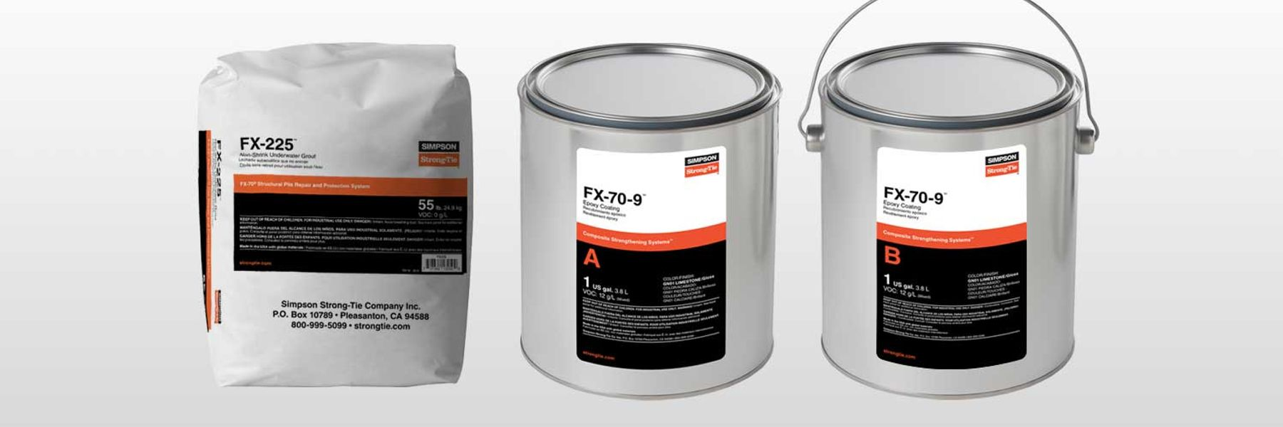 High-Strength Grouting Materials