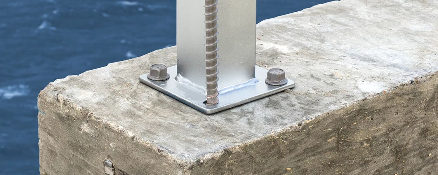 Stainless-Steel Anchors