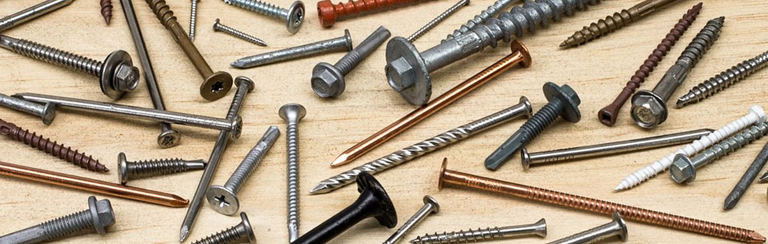 Materials and Coatings for Fasteners
