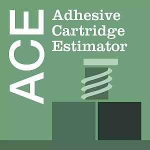 Adhesive Cartridge Estimator