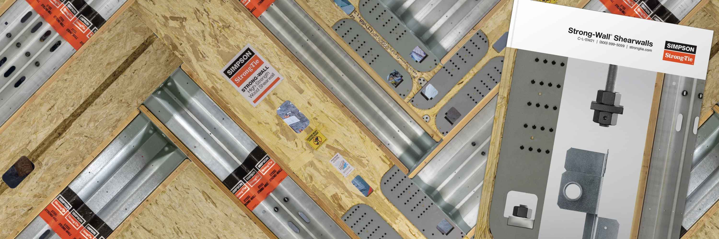 Strong-Wall® Shearwalls Catalog Available Now