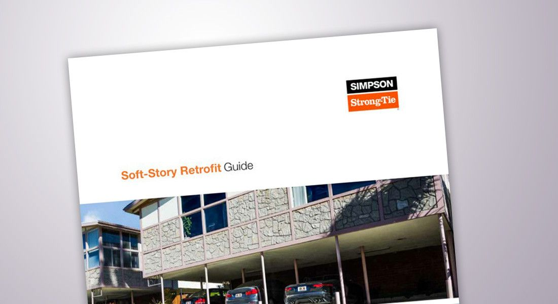 Download Our Soft-Story Retrofit Guide