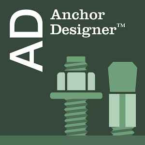 Anchor Designer™ Software for ACI 318, ETAG and CSA
