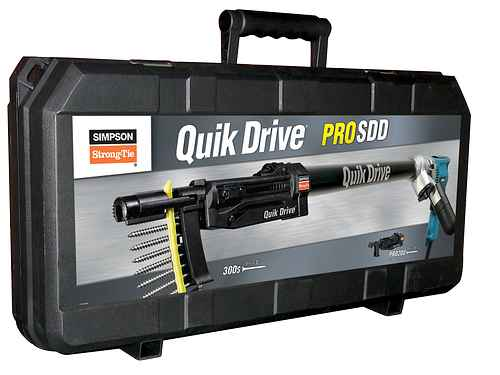 Quik Drive® PROSDD Multi-Purpose Combo System