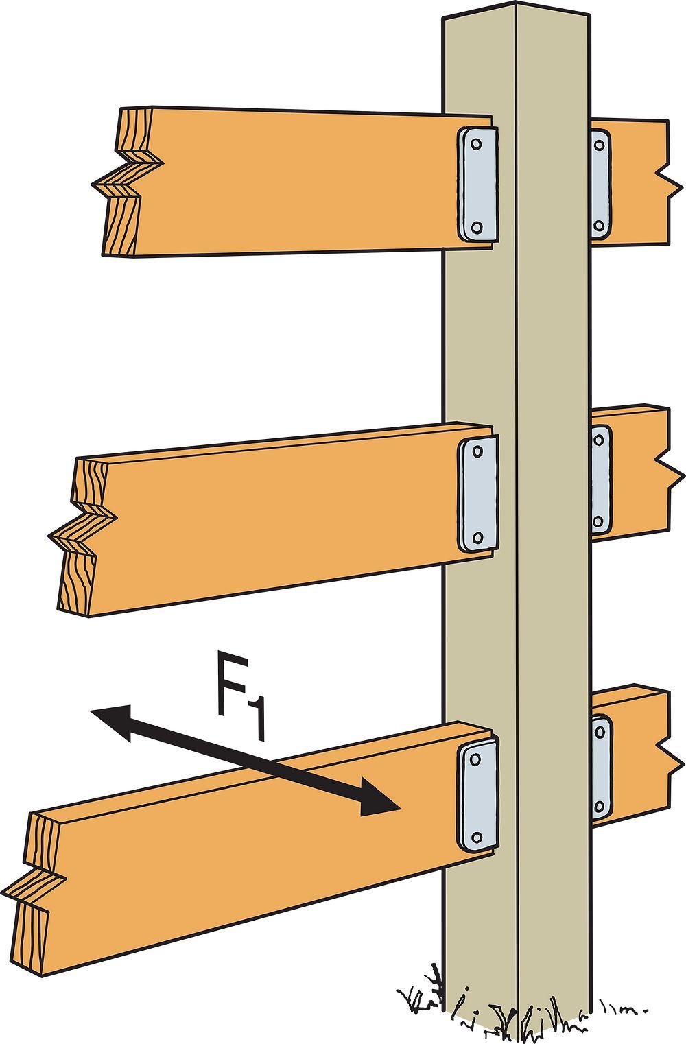 Typical FB26 Fencing Installation