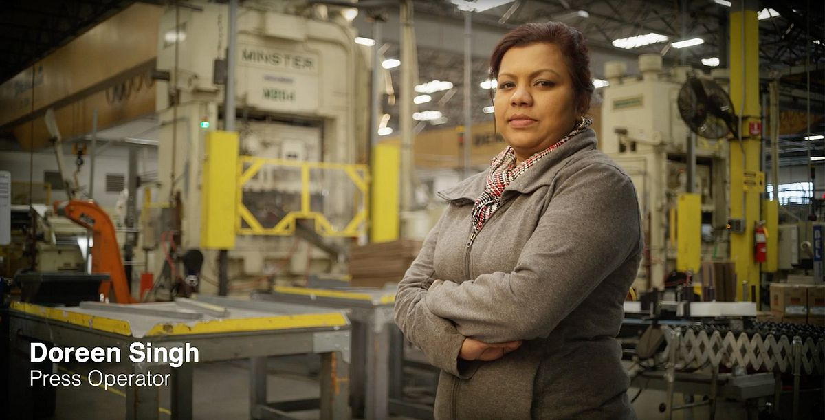 The Makers of Simpson Strong-Tie — Doreen