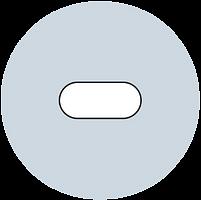 Obround Holes