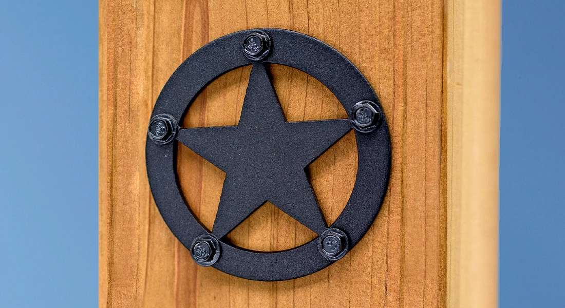 Outdoor Accents Decorative Star