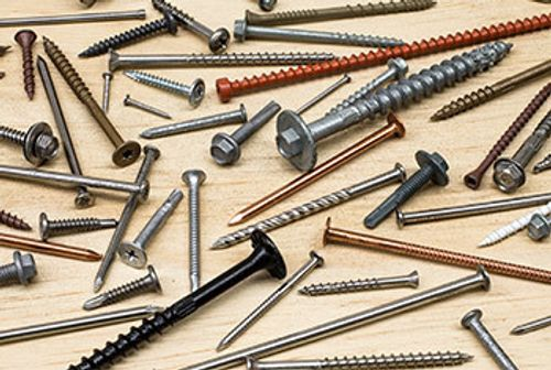 Custom Order Screws and Nails