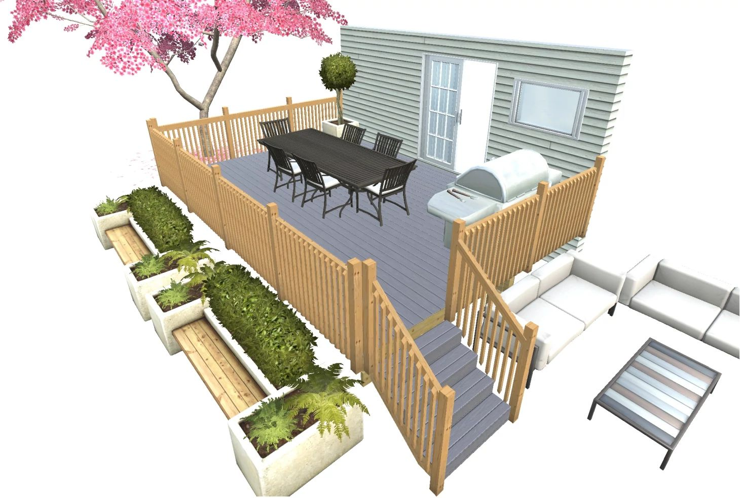bremer outdoor space dream deck