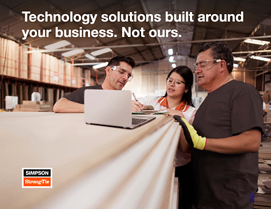 S-BT-CGLBM19 — Technology solutions built around your business. Not ours.
