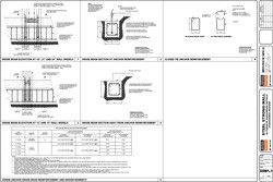 SSW1.1 — Alternate Anchorage Details / Engineered Designs