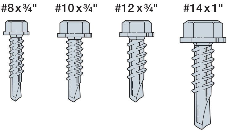 Simpson Strong-Tie fasteners
