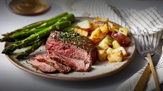 USDA Prime Chateaubriand Cut Filet Mignon